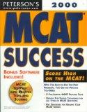 MCAT Success w/CD-ROM 2000 - Peterson's - Paperback - BK&CD ROM