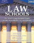 Law Schools 2002: A Comprehensive Guide to 183 Accredited U. S. Law Schools
