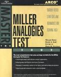 Master the Miller Analogies Test 2002 - Arco - Paperback - REVISED