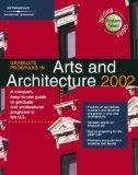 DecisionGd:GradPg Art/Arch 2002 (Peterson's Decision Guides: Graduate Programs)