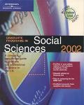 Social Sciences 2002