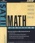 Sat II Math - Arco Publishing
