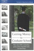 Getting Money for Graduate School