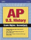 Peterson's AP U.S. History