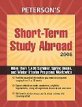 Peterson's Short-term Study Abroad 2008