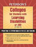 Colleges for Students With Learning Disibilities and Add