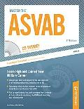 Master the ASVAB W/ CD