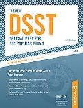 Master the DSST: Offical Test Prep for Ten Popular Exams
