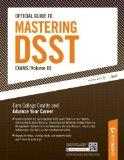Official Guide to Mastering DSST Exams (vol II) (Peterson's Official Guide to Mastering Dsst...