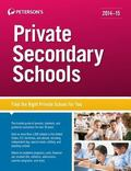 Private Secondary Schools 2014-15