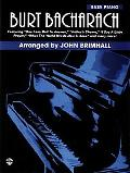 Burt Bacharach Easy Piano
