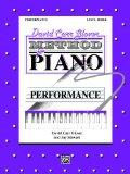 David Carr Glover Method for Piano Performance: Level 3