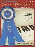 Favorite Piano Duets Level 1