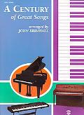Century of Great Songs Easy Piano