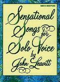 Sensational Songs: Solo Med-Hi