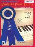 Favorite Piano Duets Level 3