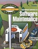 Software Maintenance (Icsm 2000) 2000 International Conference