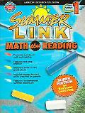 Summer Link, Math Plus Reading Grade 1