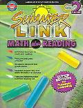 Summer Link Math Plus Reading, Summer Before 2 Grade