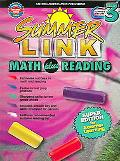 Summer Link, Math Plus Reading Grade 3