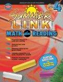 Summer Link Math plus Reading, Summer Before Grade 4