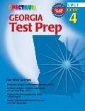 Spectrum Georgia Test Prep, Grade 4