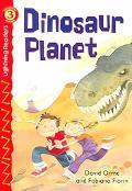 Dinosaur Planet confident reader 3