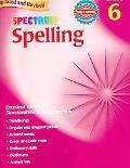 Spectrum Spelling, Grade 6