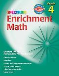 Spectrum Enrichment Math, Grade 4