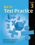 Math Test Practice Consumable, Grade 3