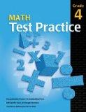Math Test Practice Consumable, Grade 4