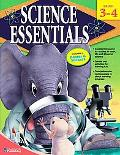 Science: Grades 3-4 (Science Essentials Series)