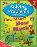 Brighter Child Master Math Solving Problems, Grade 3