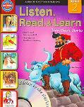 Listen, Read, and Learn with Classic Stories, Grade 2
