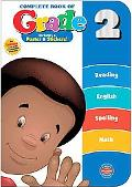Complete Book of Grade 2 (Complete Book Of...)