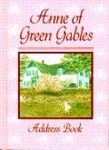 Anne of Green Gables Address Book