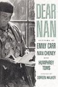 Dear Nan Letters of Emily Carr, Nan Cheney, and Humphrey Toms