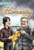 Live It : Honesty (Crabtree Character Sketches)