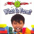 What is Form? (Get Art Smart)