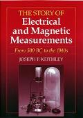 Story of Electrical and Magnetic Measurements From 500 Bc to the 1940s
