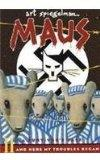 Maus a Survivors Tale: And Here My Troubles Begin (Maus (PB))