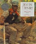 John Henry (Caldecott Honor Books)
