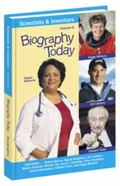 Biography Today Scientists & Inventors Profiles of People of Interest to Young Readers