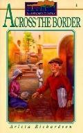 Across the Border - Arleta Richardson - Paperback