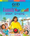 Family Funstuff Bible Stories Preschool