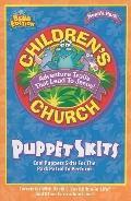 Noah's Park Children's Church Puppet Skits: Blue Edition