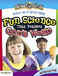 Fun Science That Teaches God's Word