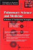 Pulmonary Science and Medicine A Review of Fundamental Principles