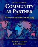 Community As Partner Theory and Practice in Nursing