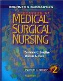 BRUNNER TEXTBOOK OF MED-SURG NURSING (SET:V1/V2)